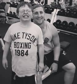 Ryan Lockard talks about special needs training and tips for exercises.