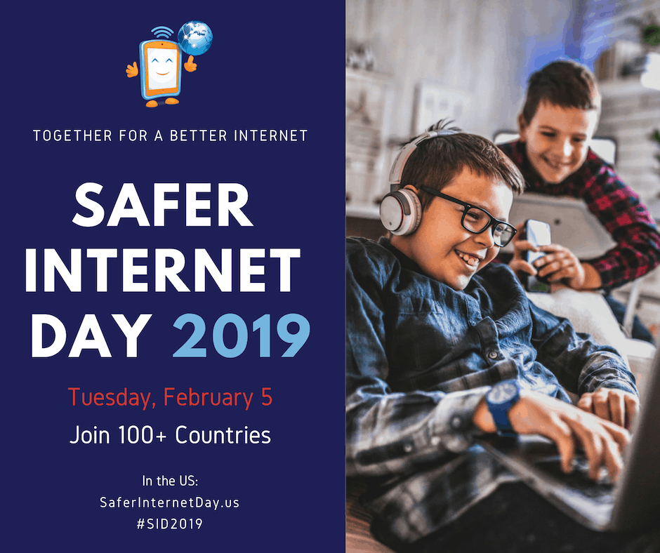 Today, Feb 5th is Safer Internet Day (SID). Great, but what is it? Starting  in 2004, Safer Internet Day now spans across 140 countries to raise  awareness ...
